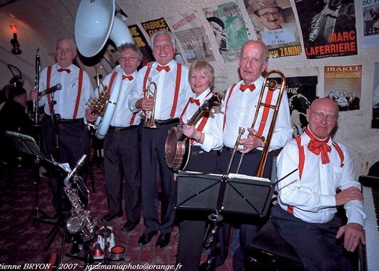 Les Dixieland Seniors à Paris 5ème