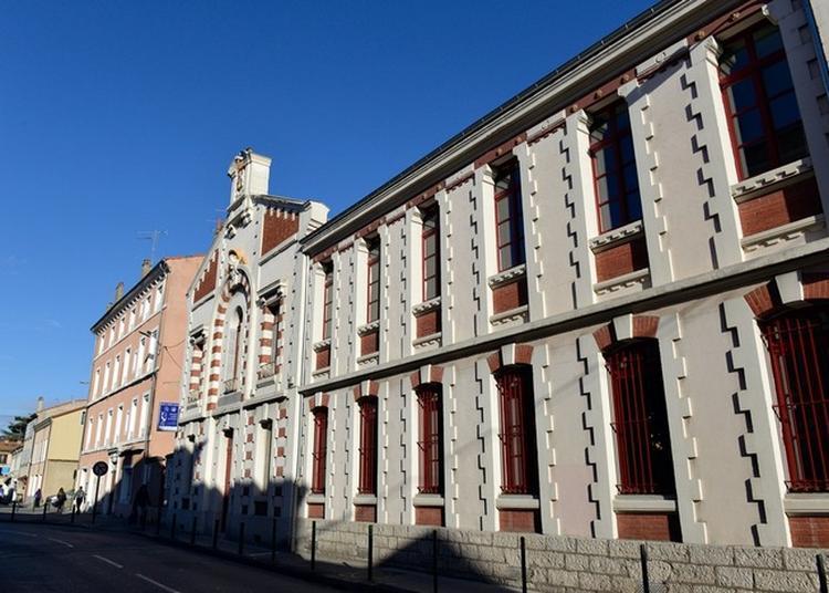 Les Écoles Du Quartier Lamartine à Valence