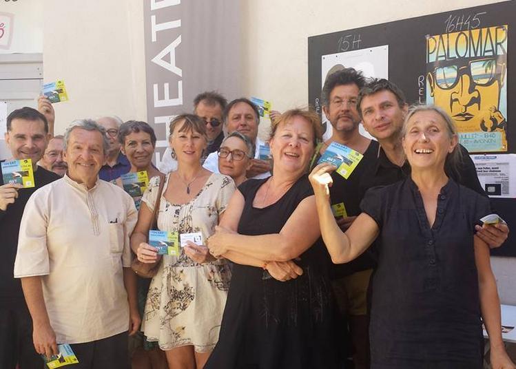 Les Ecrivains associés du théâtre  à L'Isle 80 à Avignon