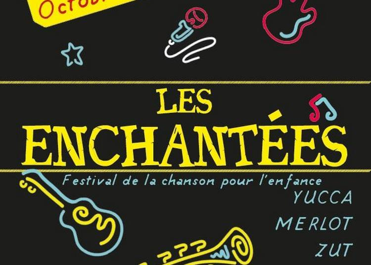 Les Enchantées  - Festival de la chanson pour l'enfance 2017