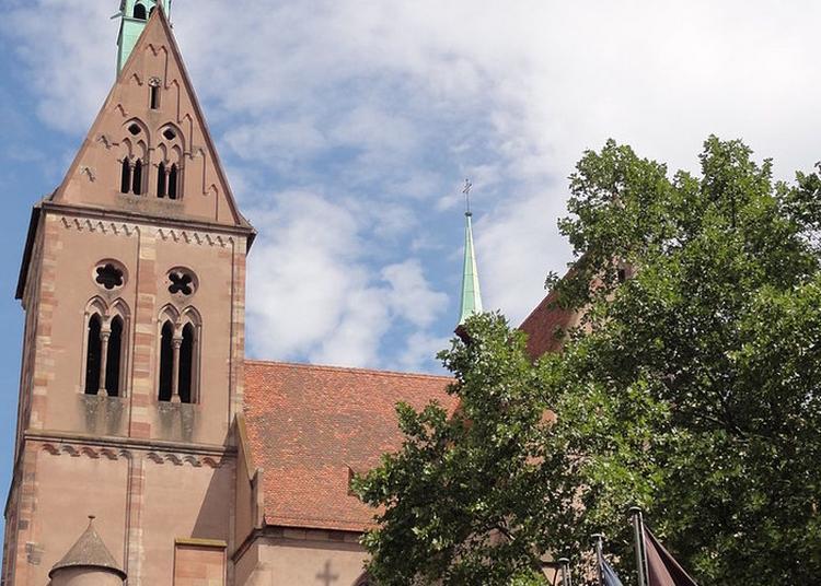 Les Endroits Secrets De L'église à Strasbourg