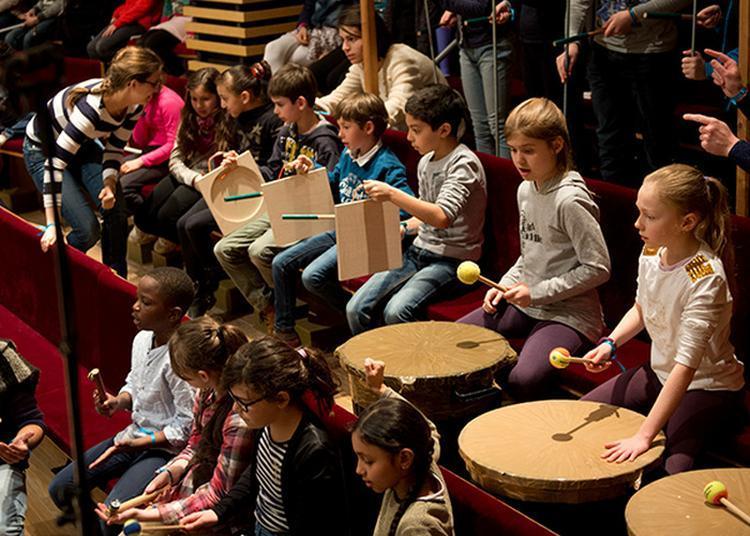 Les Enfants à L'orchestre ! à Lille