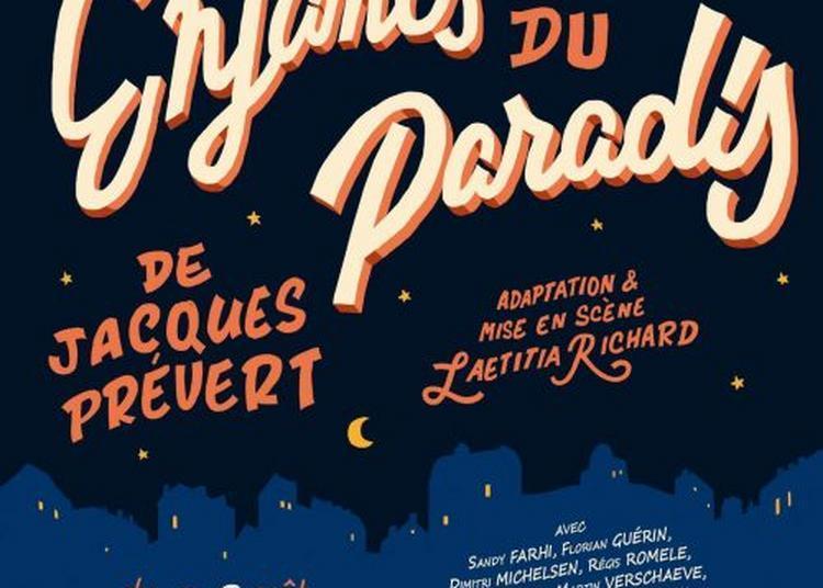 Les Enfants Du Paradis à Paris 16ème