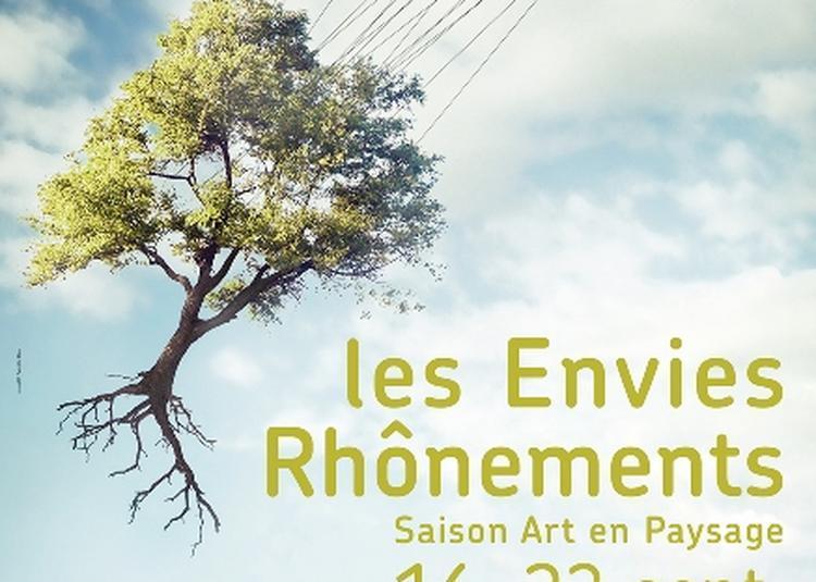 Les Envies Rhônements, Saison Art en Paysage Arts, Environnement et Utopies en Camargue à Port saint Louis du Rhone