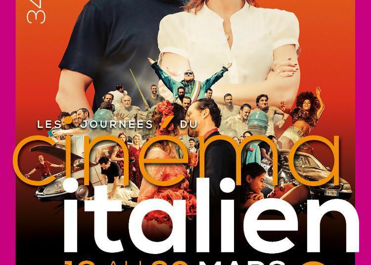 Les 34es Journées du Cinéma Italien 2019