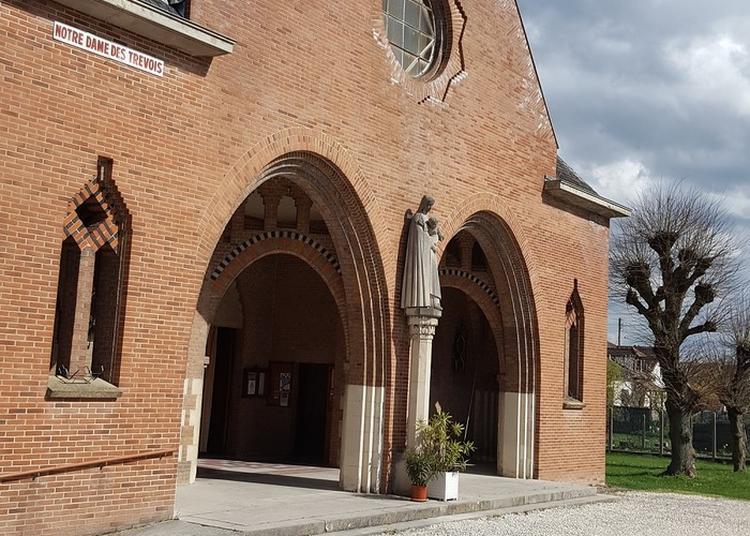 Les étapes De La Construction De L'église Notre-dame-des-trévois : Des Plans à La Réalisation à Troyes