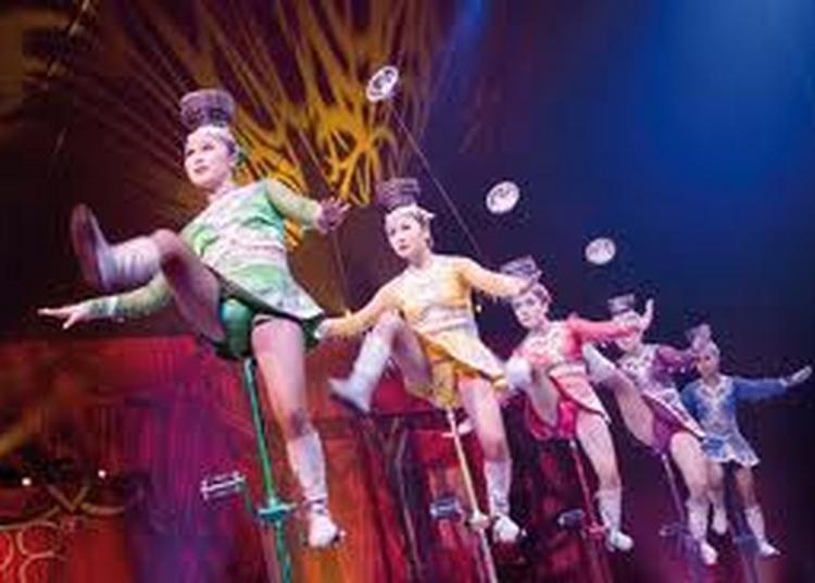 Les Etoiles Du Cirque De Pekin à Saint Etienne