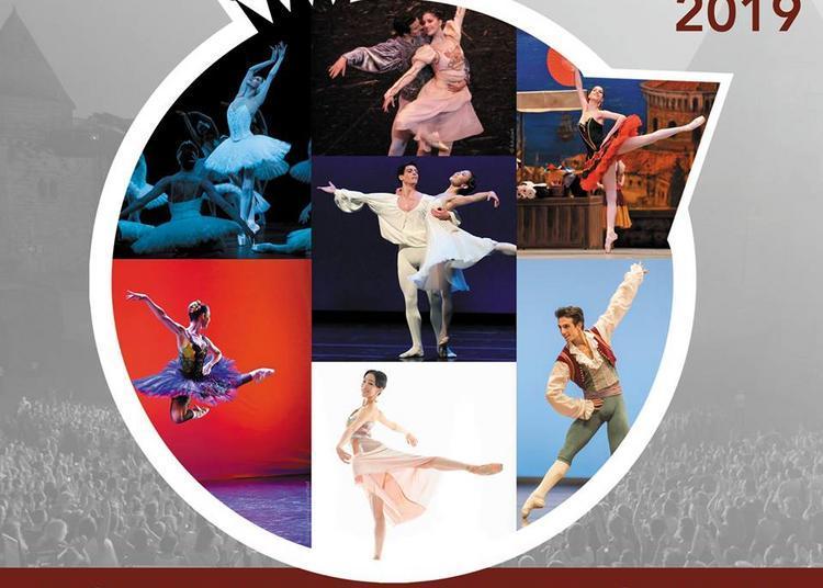 Les Etoiles Et Solistes Du Ballet à Carcassonne