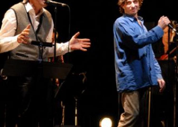 Les Étranges Familiers, Un Salut À George Brassens à Bourgoin Jallieu