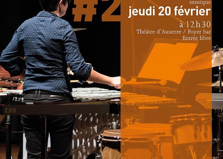 Les étudiant·e·s de l'ESM en concert #2 à Auxerre