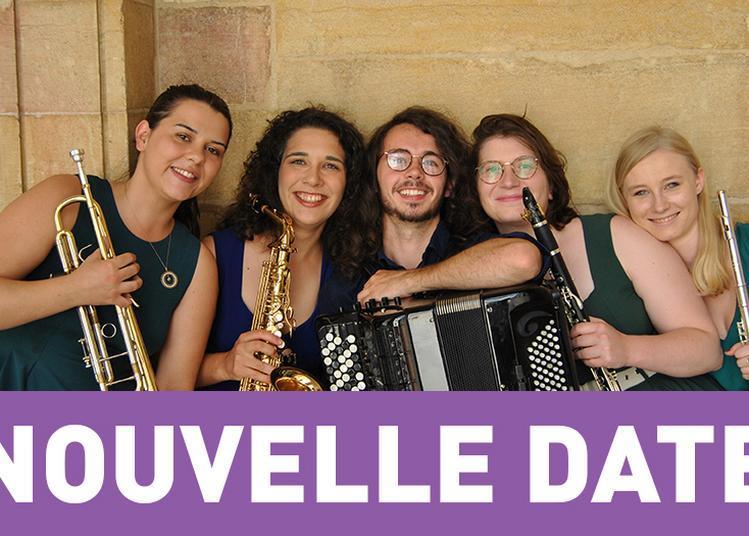 Les étudiant·e·s de l'ESM en concert #1 à Auxerre
