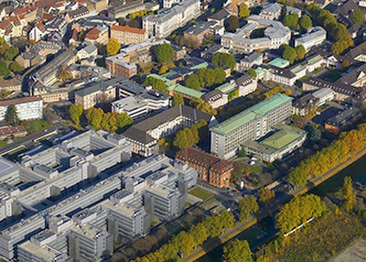 Les Étudiants En Médecine Entre Hôpital Et École/université à Strasbourg