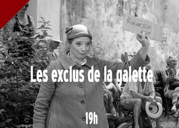 Les exclus de la galette à Nantes