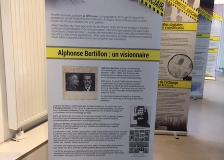 Les Experts S'exposent : Dans Les Coulisses De La Police Technique Et Scientifique à Pierrefitte sur Seine