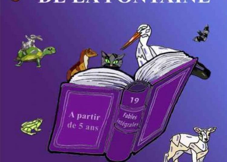 Les Fables De La Fontaine à Paris 16ème