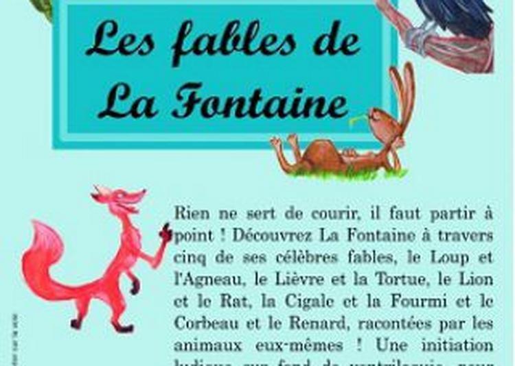 Les Fables De La Fontaine à Paris 5ème