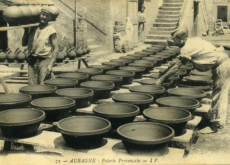 Les Fabriques Et Productions De Céramique À Aubagne Autour De 1900