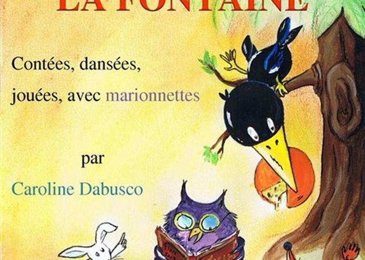 Les Fabuleuses Fables De La Fontaine à Nimes