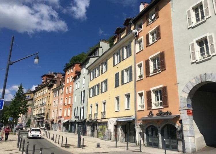 Les Façades Grenobloises, Un Patrimoine Remarquable à Grenoble