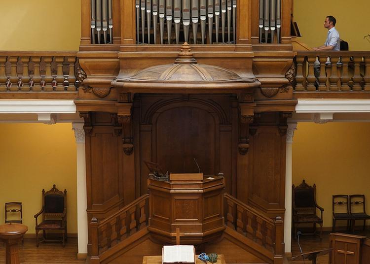 Les Fastes De La Musique Allemande - Concert D'orgue à Paris 11ème