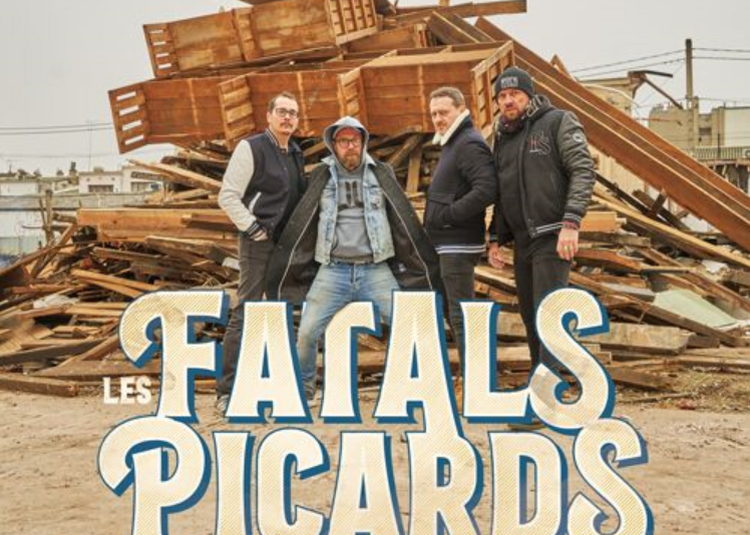 Les Fatals Picards à Avallon