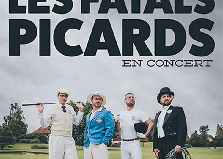 Les Fatals Picards + Invites à Frontignan