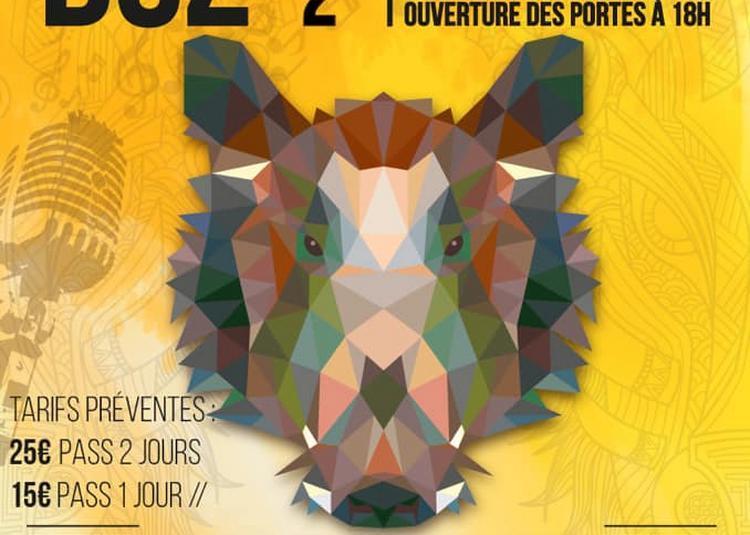 Les Fatals Picards + Namaste Groove à Buzancy