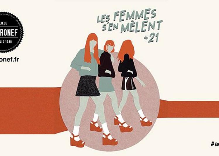 Les femmes s'en mêlent : Findlay + Evergreen, after-live Lexie T à Lille