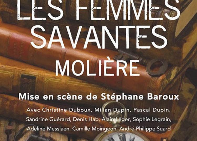 Les Femmes Savantes à Paris 19ème