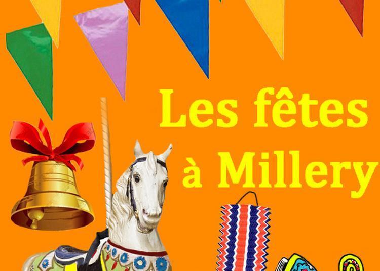 Les Fêtes Du Village à Millery