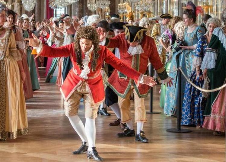 Les fêtes Galantes à Versailles