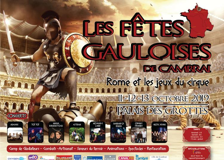 Les Fêtes Gauloises De Cambrai 2019