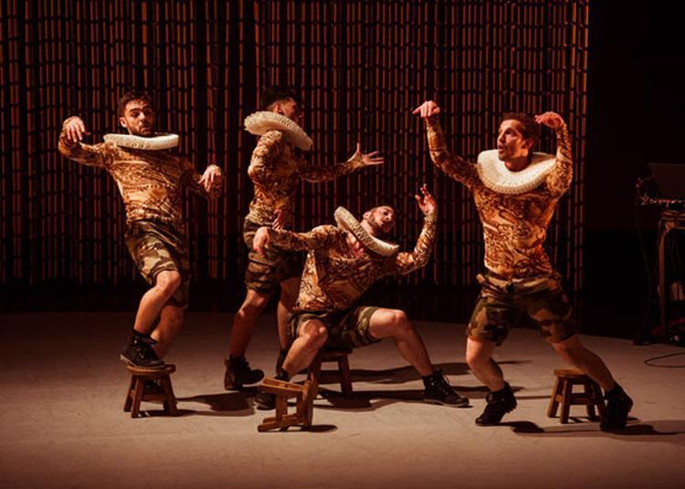 Les Forains Ballet Urbain à Bordeaux