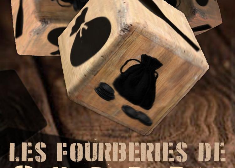 Les Fourberies De Scapin à Paris 15ème