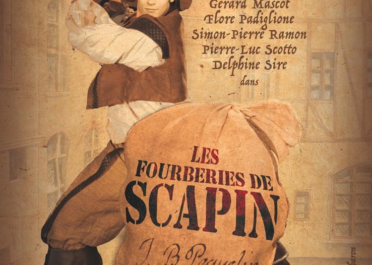 Les Fourberies de Scapin de Molière à Pezenas