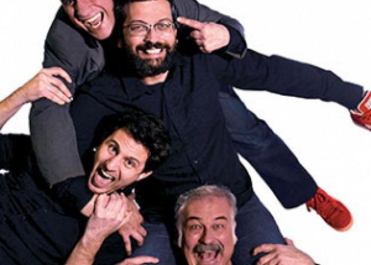 Les Frères Brothers - 20 Ans D'Humour à Leognan