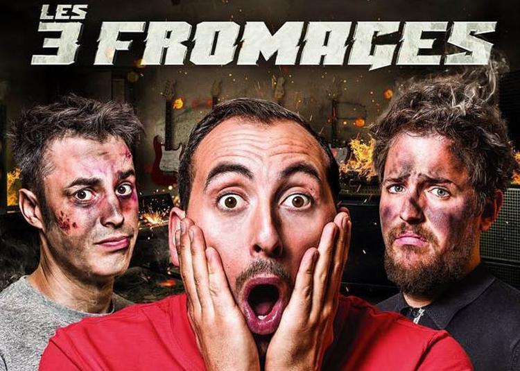 Les 3 Fromages et Skull Soda à Toulouse
