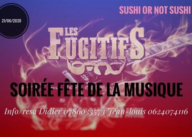 Les Fugitifs fêtent la musique à Marseille