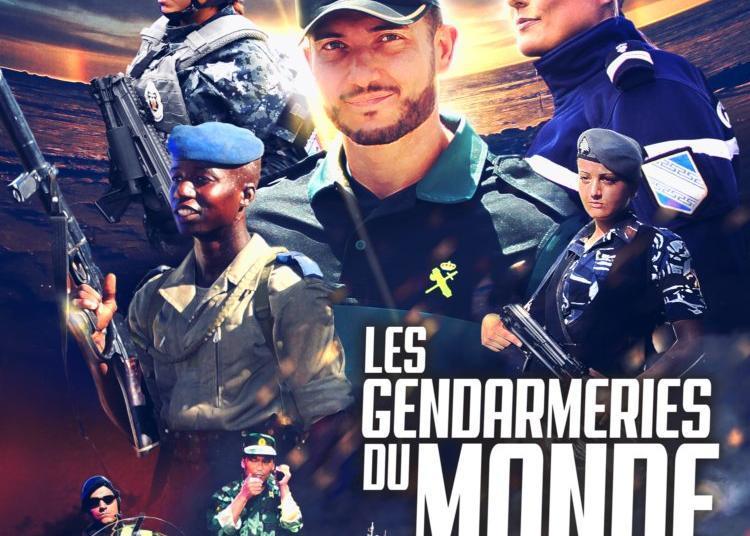 Les gendarmeries du monde à Melun