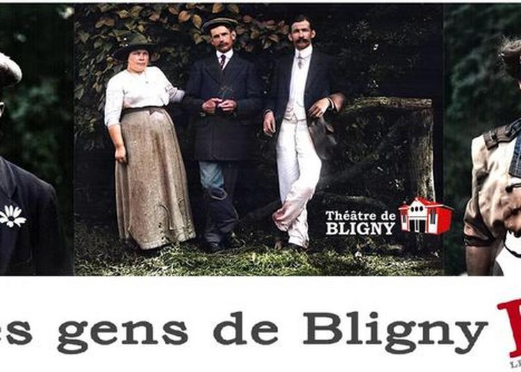 Les Gens De Bligny Ii - Le Retour : Exposition Photographique à Briis Sous Forges