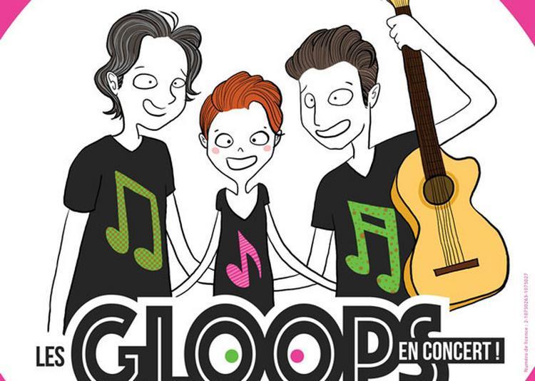 Les Gloops En Concert ! à Paris 4ème
