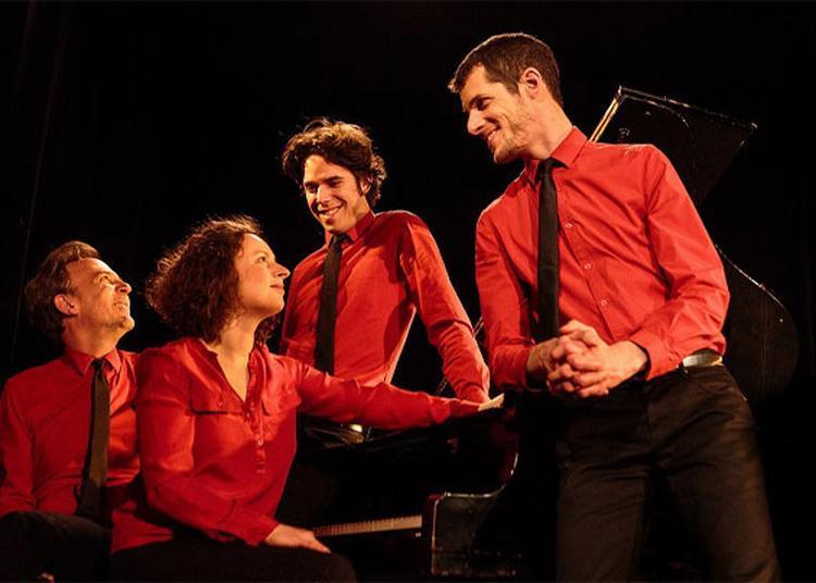 Les Goguettes En Trio Mais à Quatre à Saint Orens de Gameville