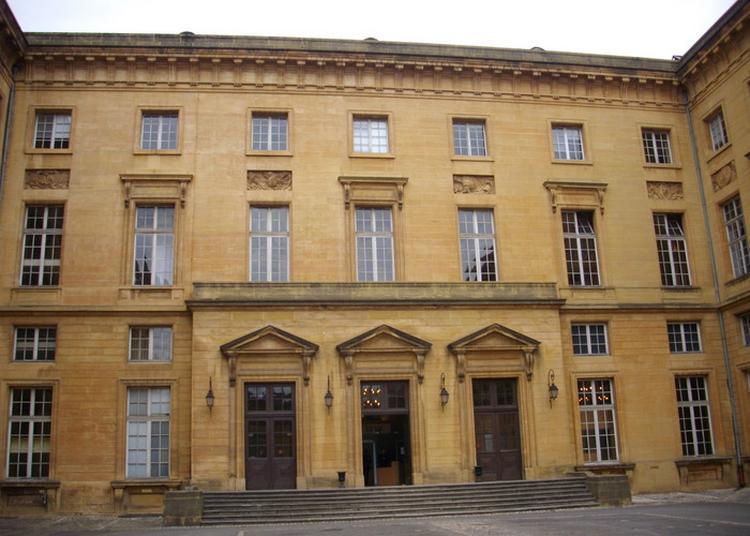 Les Grandes Dates De La Cour D'appel à Metz