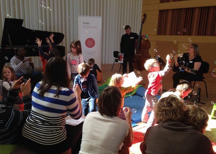 Les Grandes Oreilles, Atelier Musical D'avant Concert à Metz