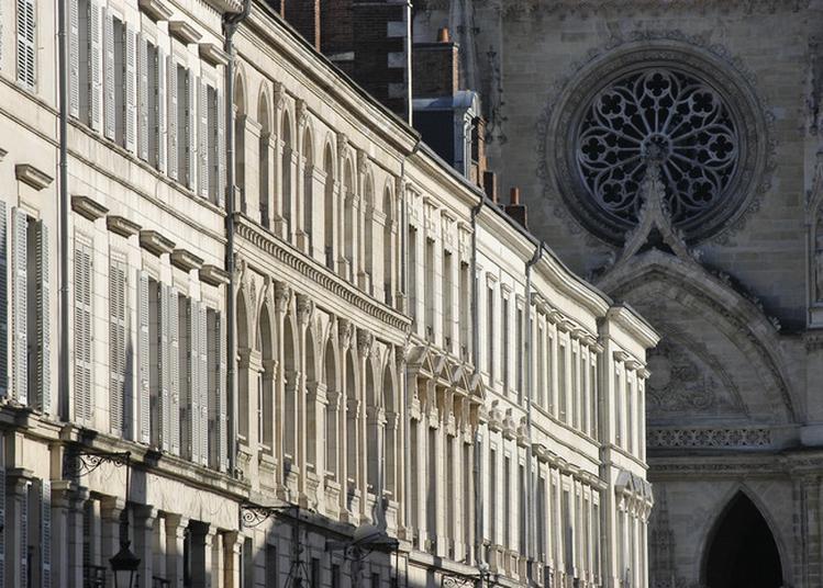 Les Grands Aménagements Urbains Au Xixe Siècle à Orléans