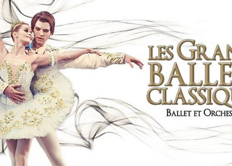 Les Grands Ballets Classiques à Eckbolsheim