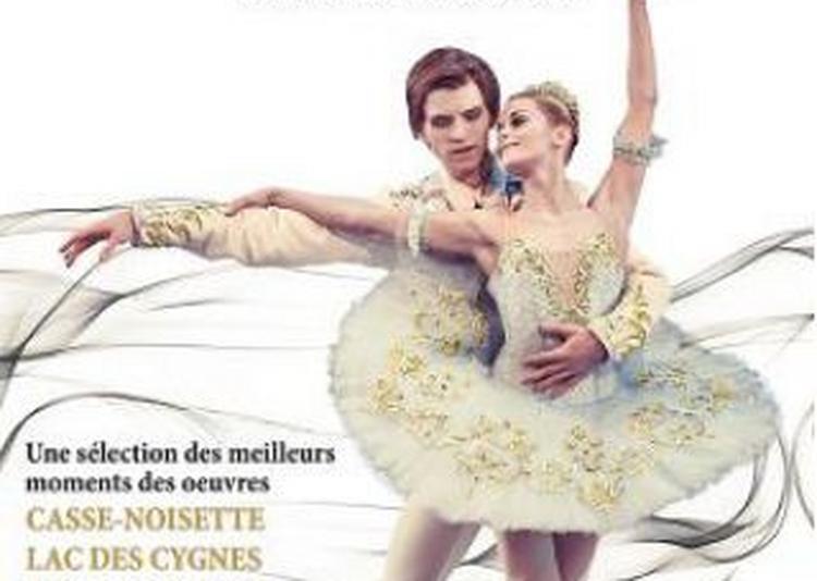 Les Grands Ballets Classiques à Brest