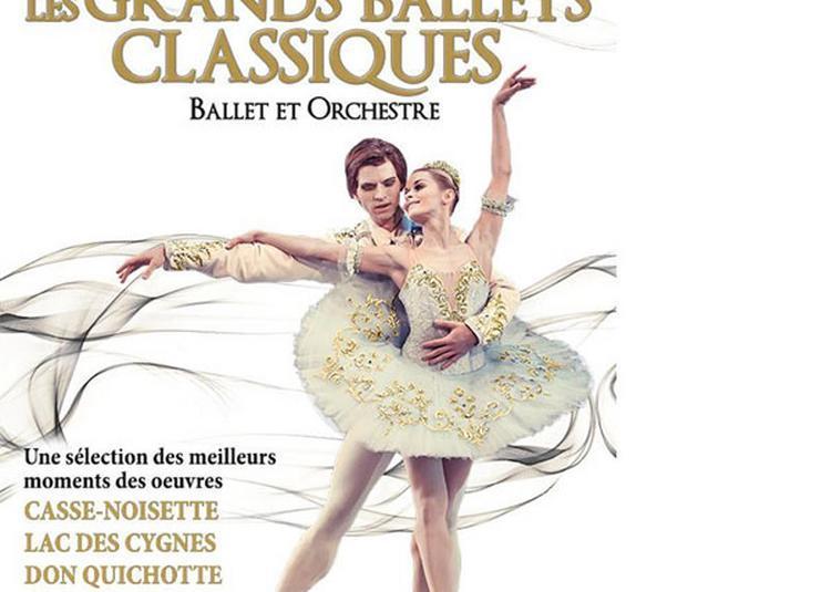 Les Grands Ballets Classiques à Nantes