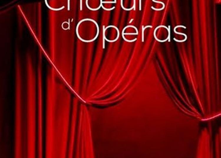 Les Grands Choeurs D'Opéra à Le Blanc Mesnil
