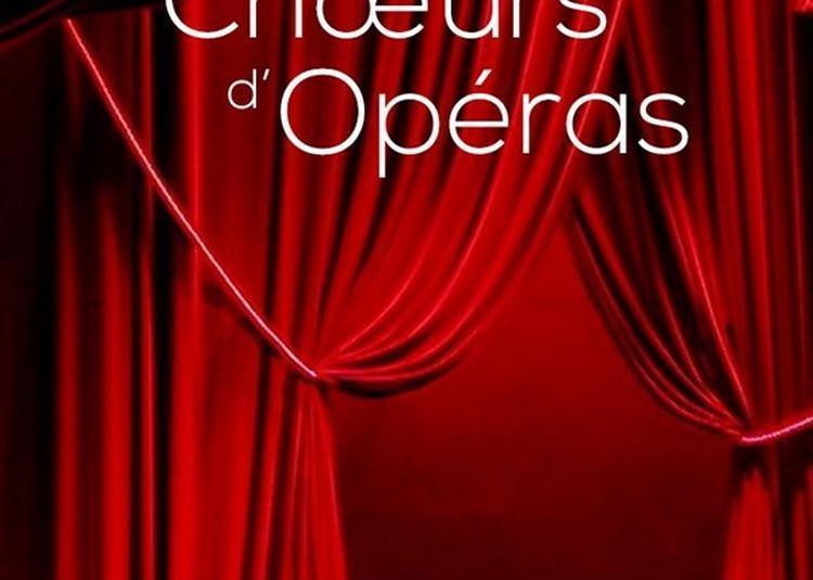 Les Grands Choeurs D'Opéras à Longjumeau